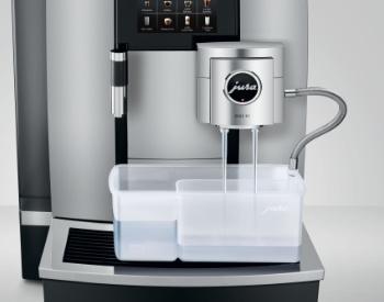 onderhoud Jura Giga X3 professionele koffiemachine