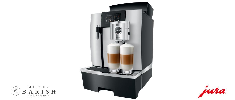 Jura Giga X3 en X3c: hoogwaardige koffiemachines voor heerlijke koffie op het werk