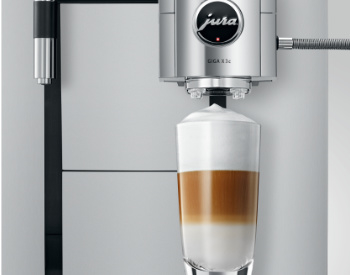 latte macchiato Jura Giga X3c koffiemachine