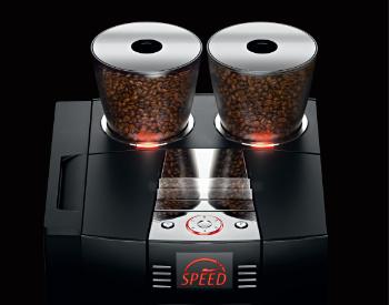 Koffiebonen Jura Giga X8 koffiemachine