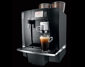 Koffie Jura X8c koffiemachine