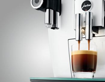 Jura J6 koffiemachine espresso