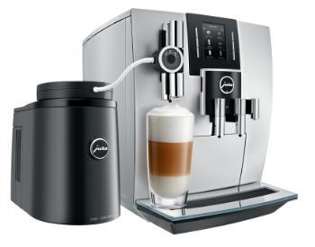 Melk cooler Jura J6 koffiemachine
