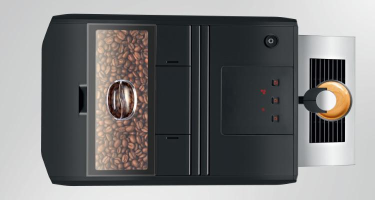 Jura koffiemachine design A serie