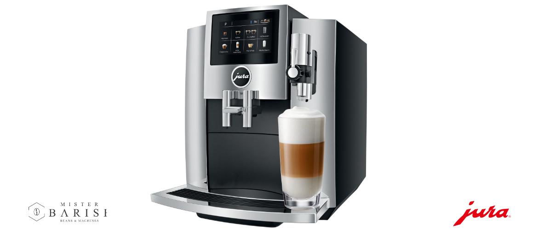 Jura S8 is vernieuwende koffiemachine voor heerlijke koffie