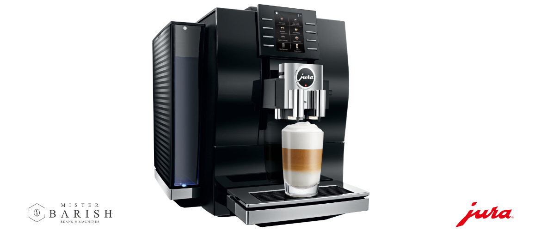 Jura Z6 is een prachtig koffiemachine voor thuisgebruik