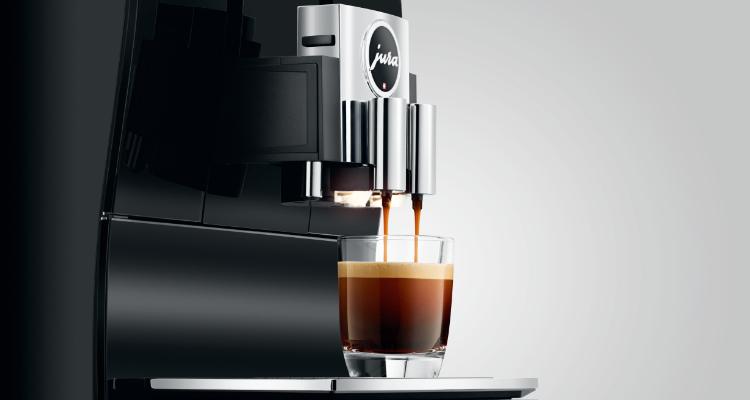 Jura koffiemachine Z serie espresso