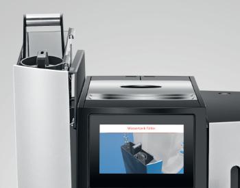 waterreservoir Jura S8 koffiemachine