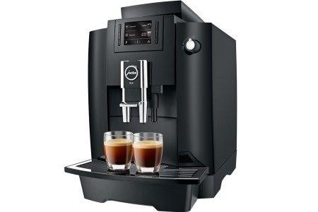 Jura WE6 koffiemachine voor koffie op het werk met Mister Barish