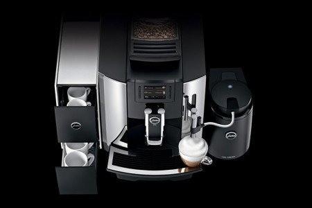 Jura WE8 koffiemachine voor koffie op het werk met Mister Barish