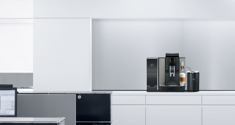 Jura we8 professionele koffiemachine