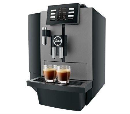 Jura X6 koffiemachine voor koffie op het werk met Mister Barish