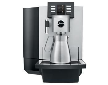 Koffiekan function Jura X8 koffiemachine
