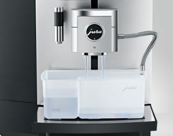 Onderhoud Jura X8 koffiemachine