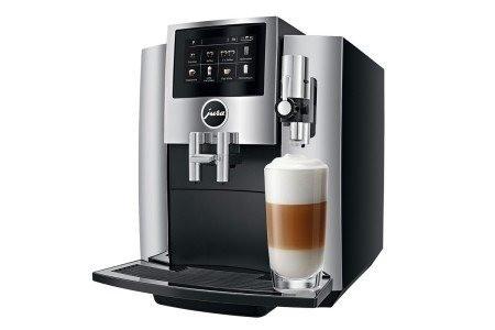 Jura X8 koffiemachine voor koffie op het werk met Mister Barish