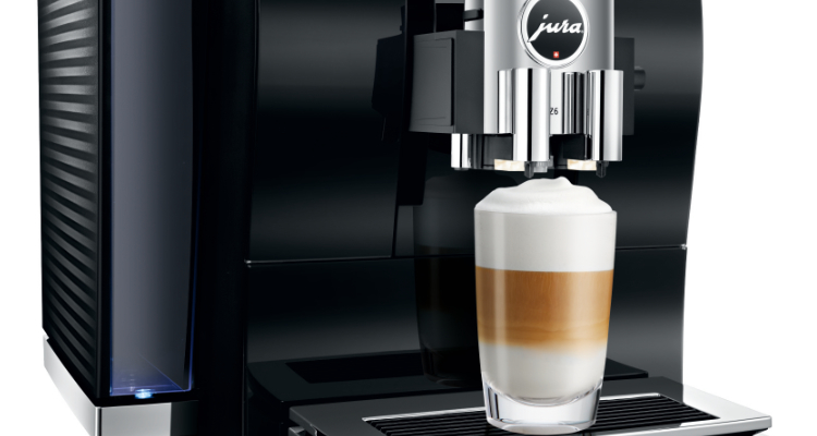 koffie uitloop Jura Z6 koffiemachine