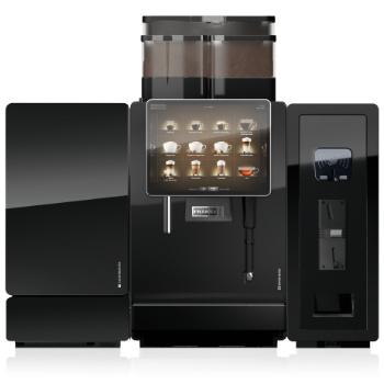 Franke A800 koffiemachine op het werk