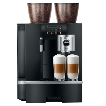 Jura Giga X8c koffiemachine op het werk