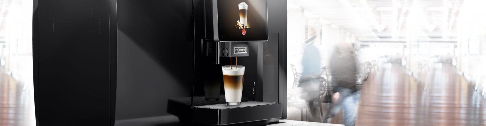 Koffie op het werk met Mister Barish