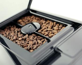 Melitta Barista S Smart koffiebonen reservoir