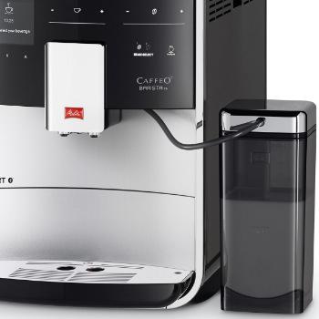 Melitta Barista TS Smart koffiemachine melkreservoir