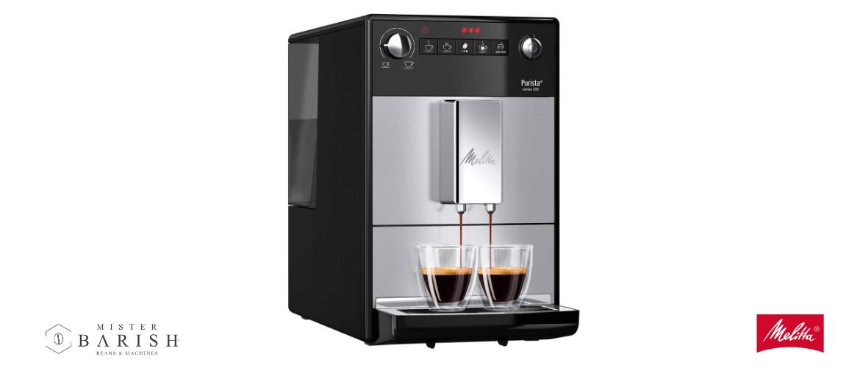 Melitta Purista: een volautomaat voor de echte koffiepurist