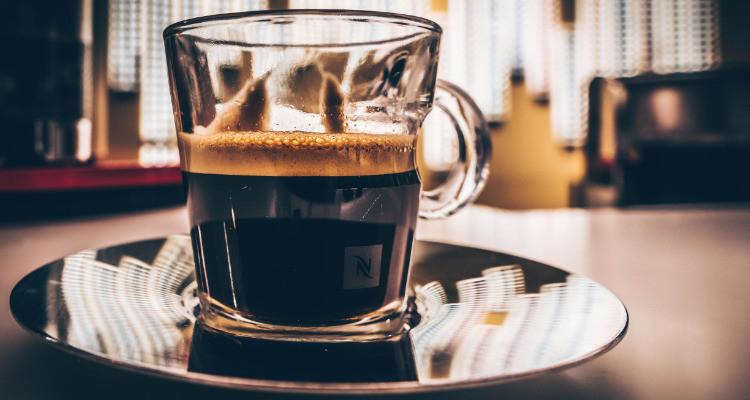 Nespresso smaken proeven