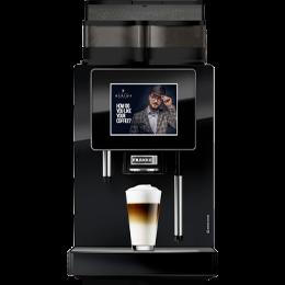 Koffiemachine voor op het werk