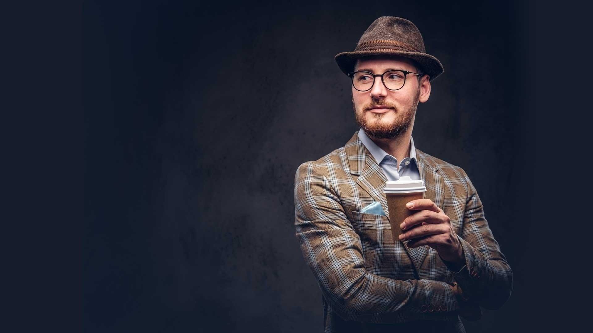 Koffie op het werk vragen