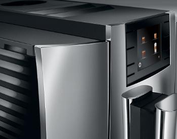 design jura E8 koffiemachine