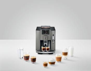 koffiedranken jura e8 koffiemachine