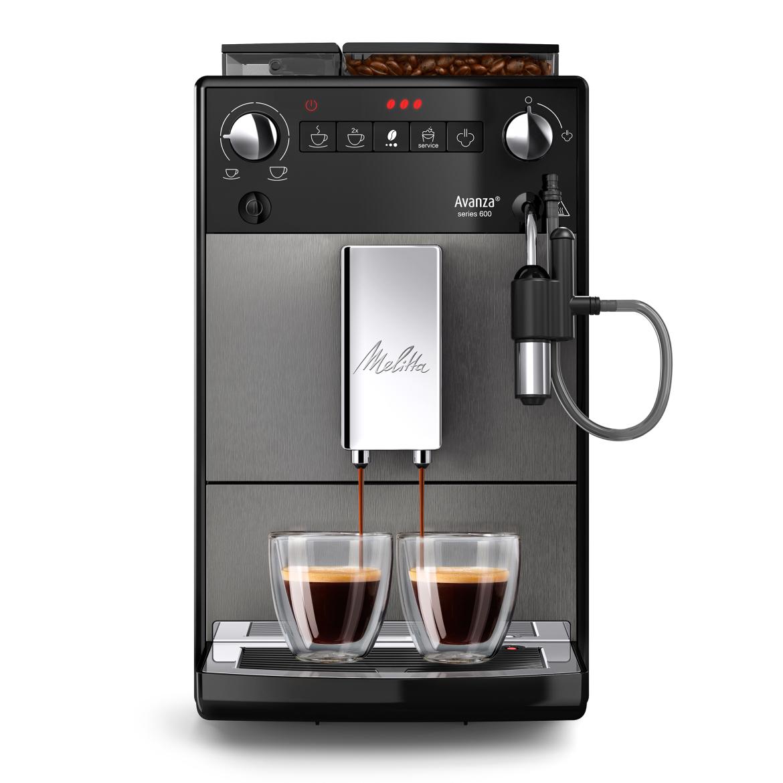 Melitta avanza koffiemachine black friday