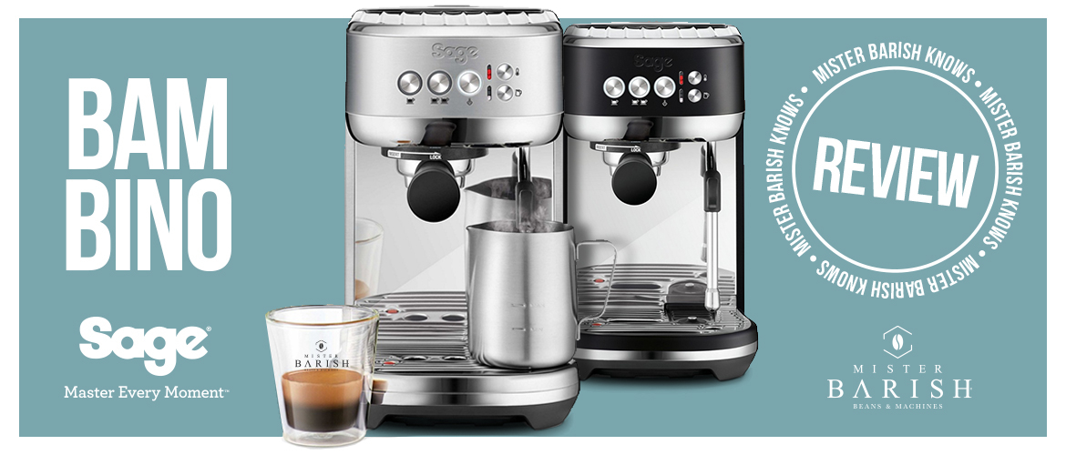 Sage Bambino Plus: een snelle en ultracompacte espressomachine