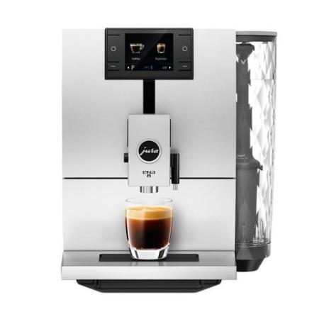 Jura ENA8 koffiemachine metropolitan black