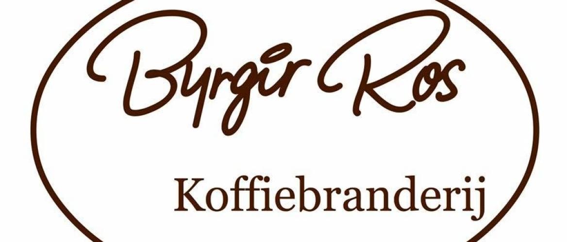 Koffiebranderij Byrgir Ros garandeert vers gebrande koffie