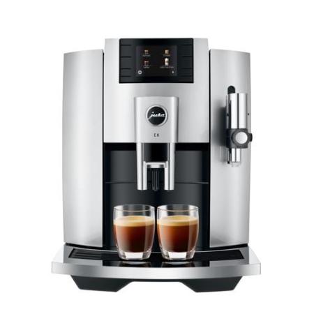 Jura E8 koffiemachine Silver 2020