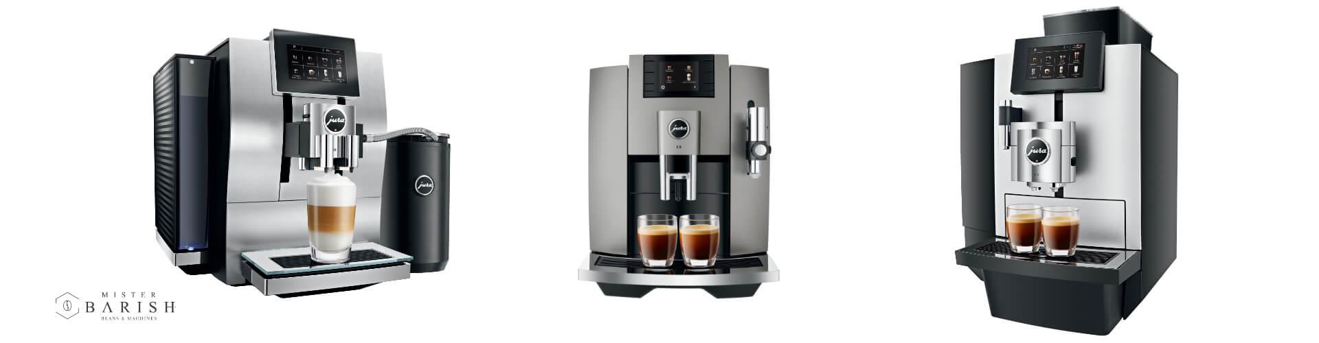 Jura koffiermachine