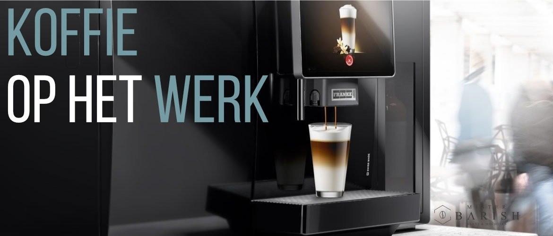 Koffietrends op het werk anno 2020