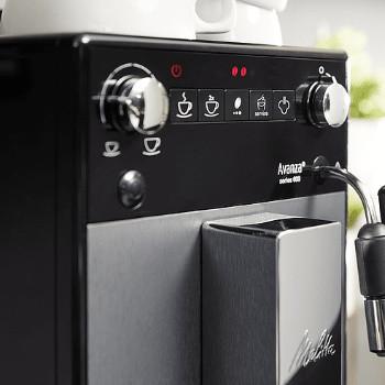 melitta avanza koffiemachine bediening