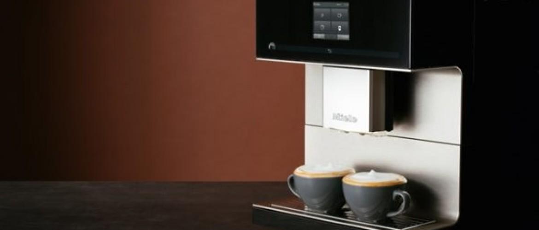De Miele C7000 serie professionele kwaliteits koffiemachines voor thuisgebruik