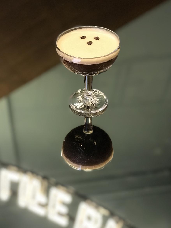 Mister Barish Espresso Martini