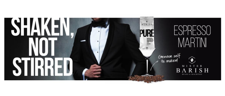 Espresso Martini: een verfrissende cocktail die je wakker schudt