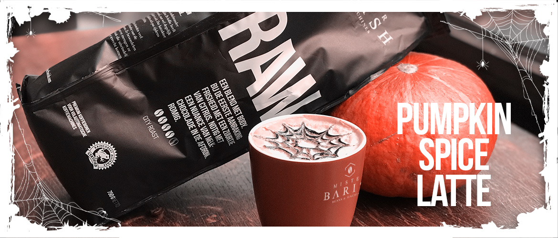 De Pumpkin Spice Latte, je nieuw favoriete Halloween drankje!