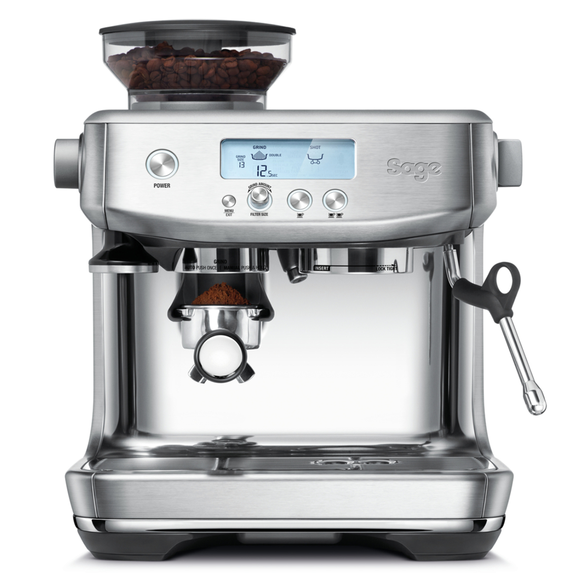 Sage Barista Pro Bean to Cup espresso machine