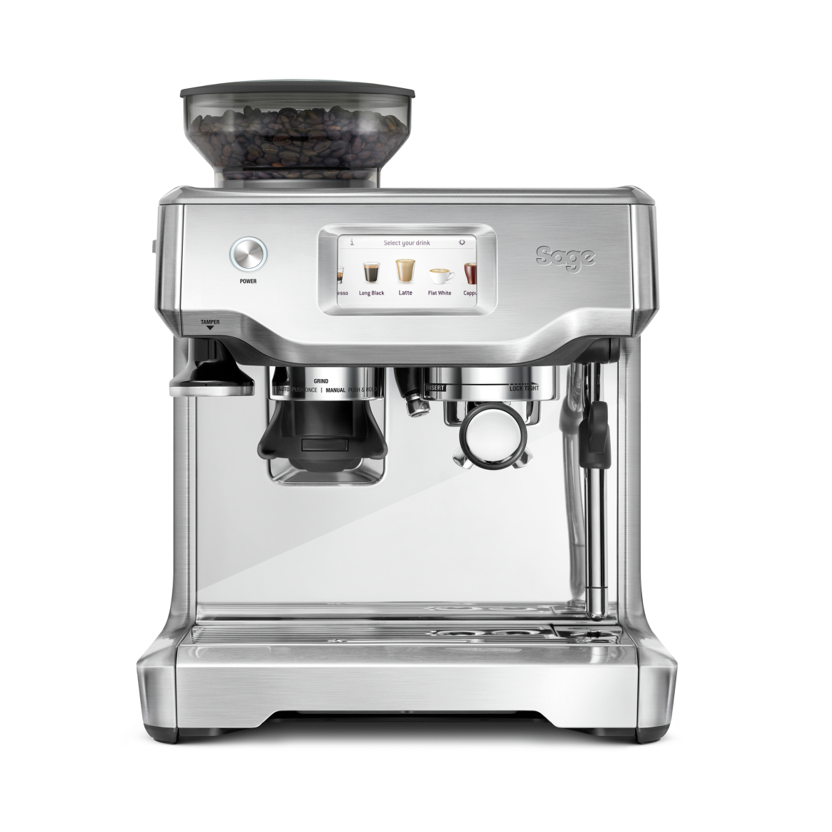 Sage Barista Touch Bean to Cup espresso machine
