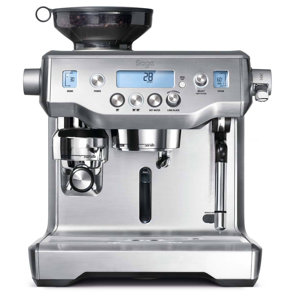 Sage Oracle Bean to Cup espresso machine