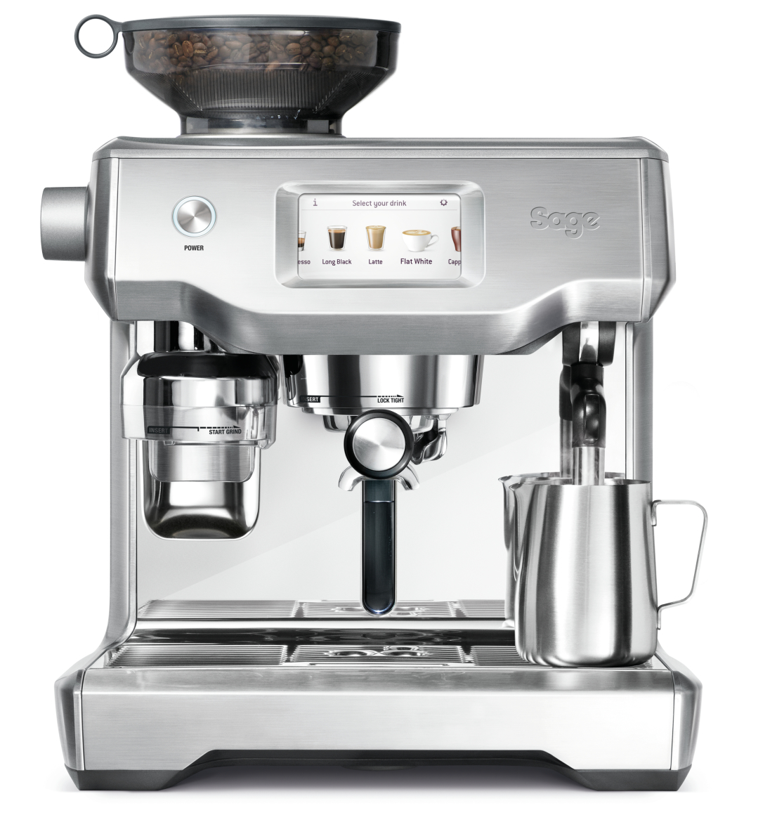 Sage Oracle Touch Bean to Cup espresso machine