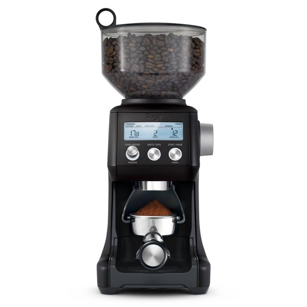 Sage Smart Grinder Pro koffiemolen Truffel Zwart