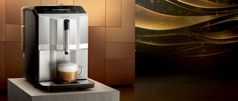 Siemens EQ300: volledig uitgeruste volautomaten voor een toegankelijke prijs
