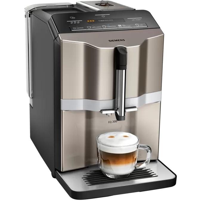 Siemens EQ300 koffiemachine Champaign